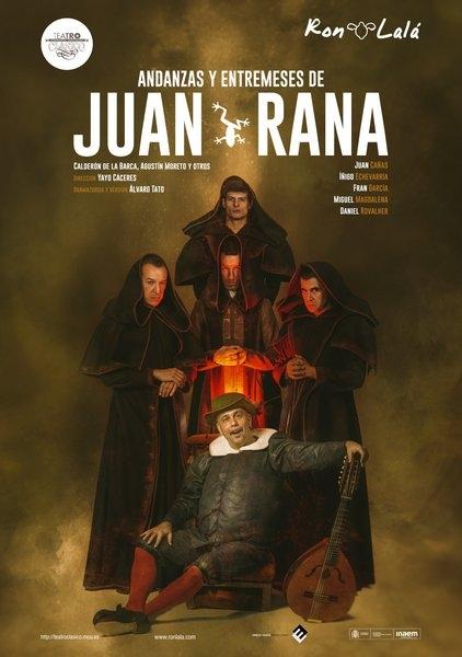 Cartel Juan Rana