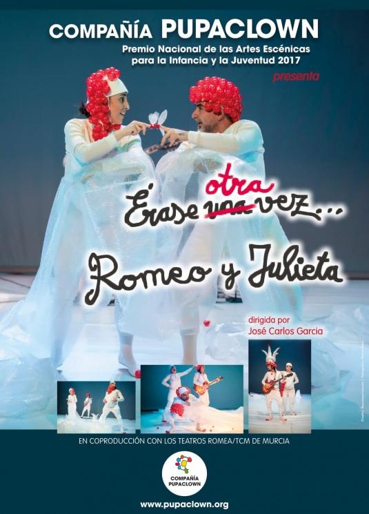 Érase otra vez… Romeo y Julieta