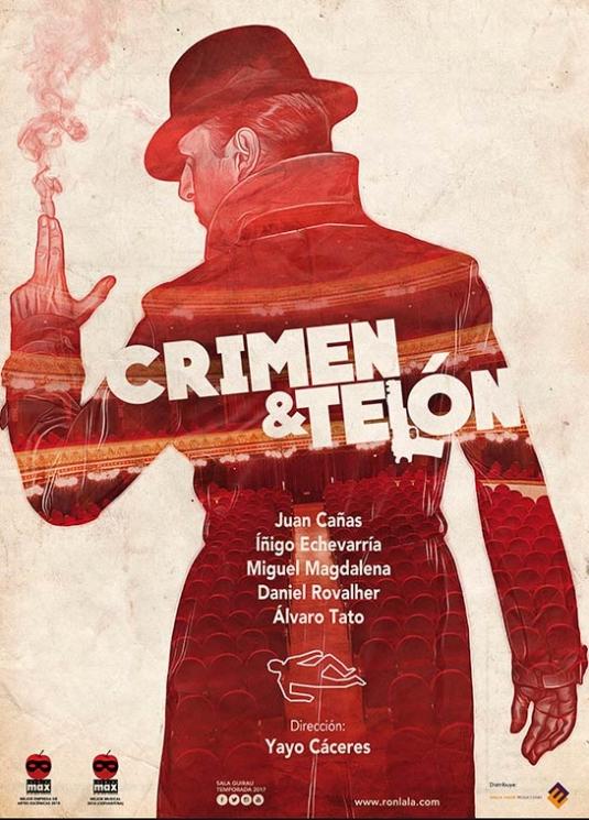 Olmedo Clásico 2018 - Crimen y Telón - Álvaro Tato