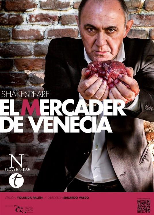 El mercader de Venecia, Shakespeare