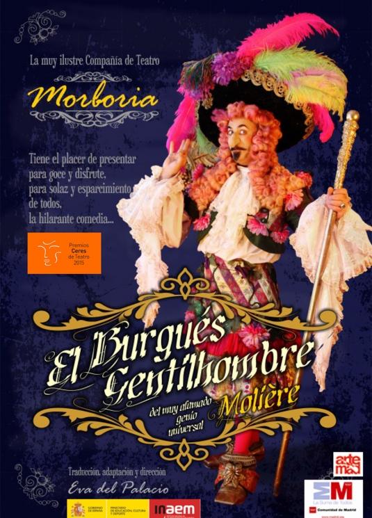 El burgués gentilhombre - Molière - Olmedo Clásico 2016