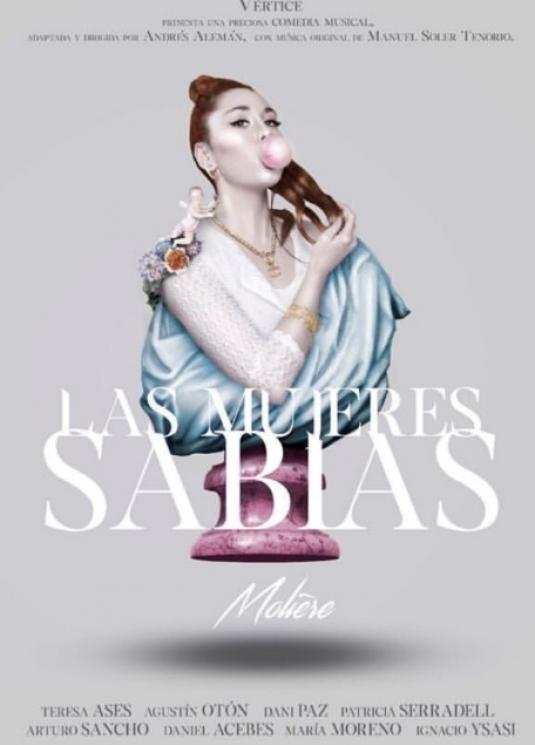 Olmedo Clásico 2018 - Las mujeres sabias - Molière