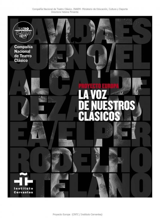 La voz de nuestros clásicos, Calderón y Lope