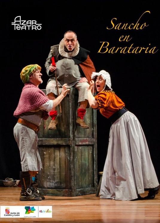 Olmedo Clásico - 2017 - Sancho en Barataria - Cervantes