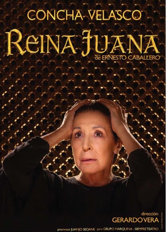 Juana Reina de Castilla - Ernesto Caballero - Olmedo Clásico 2016