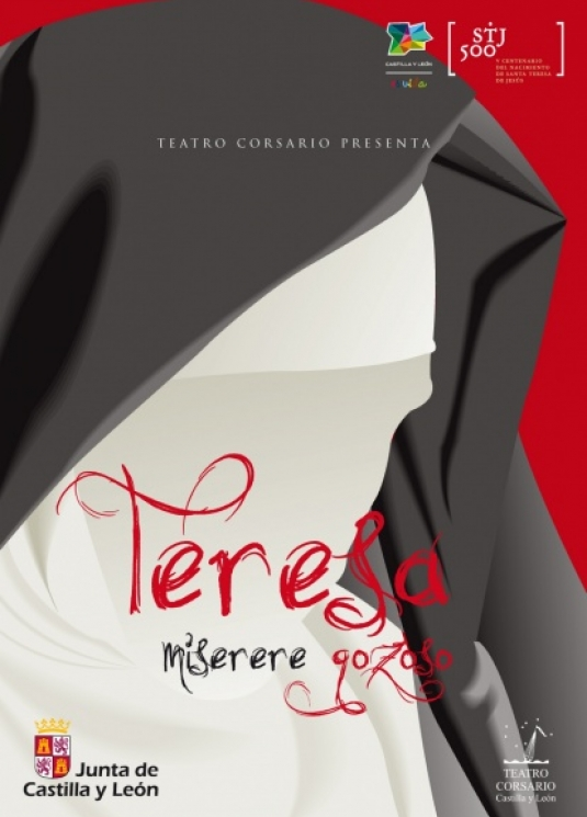 Teresa, miserere gozoso, Sta. Teresa de Jesús