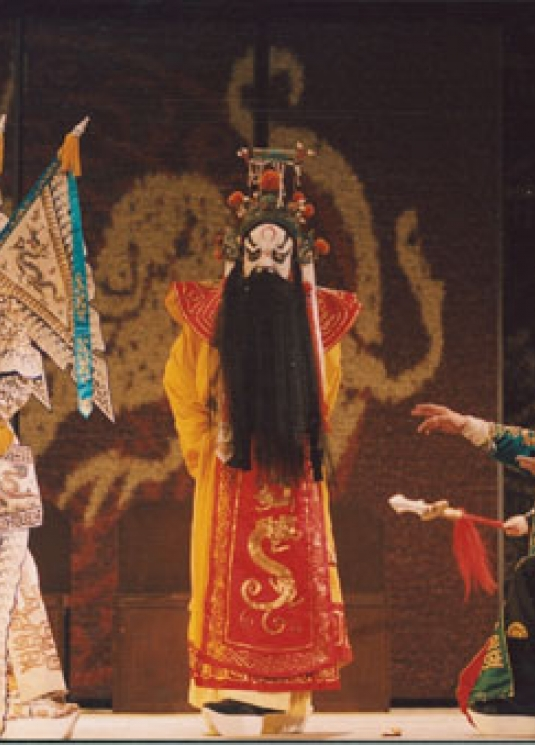 The tragedie of prince Zi Dan (Hamlet)
