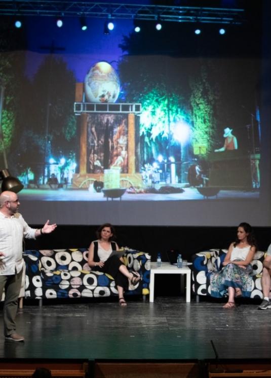 14 Jornadas sobre teatro clásico - Teatro clásico y Educación