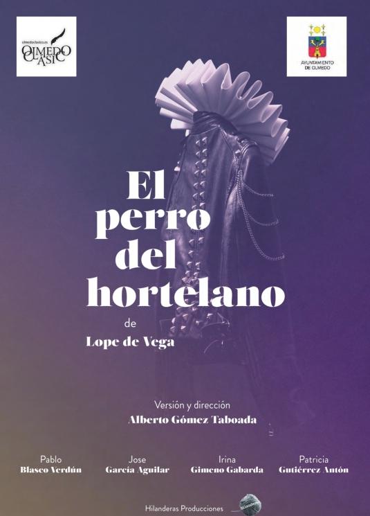 Olmedo Clásico - Boletín de espectáculo - 2019 -El perro del hortelano
