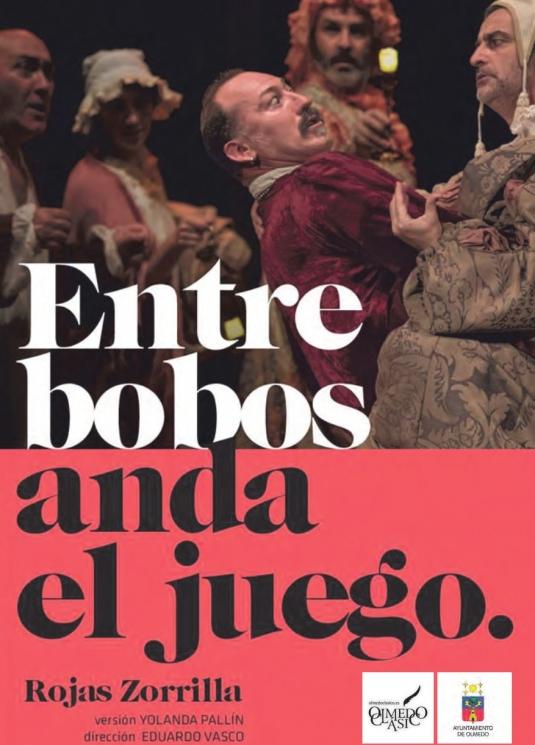 Olmedo Clásico - Boletín de espectáculo - 2019 - Entre bobos anda el juego
