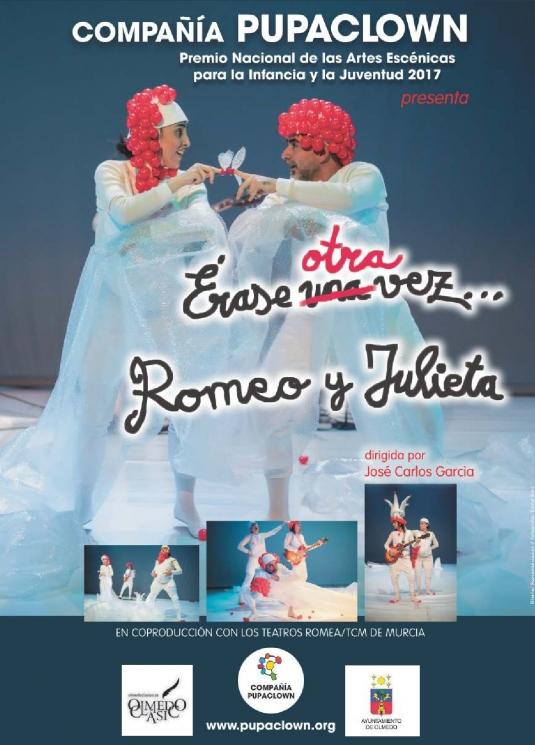 Olmedo Clásico - Boletín de espectáculo - 2019 -Érase otra vez... Romeo y Julieta
