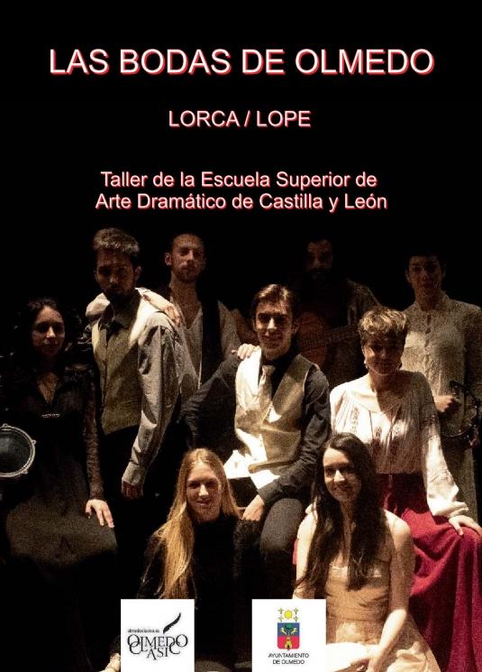 Olmedo Clásico - Boletín de espectáculo - 2019 - Las Bodas de Olmedo