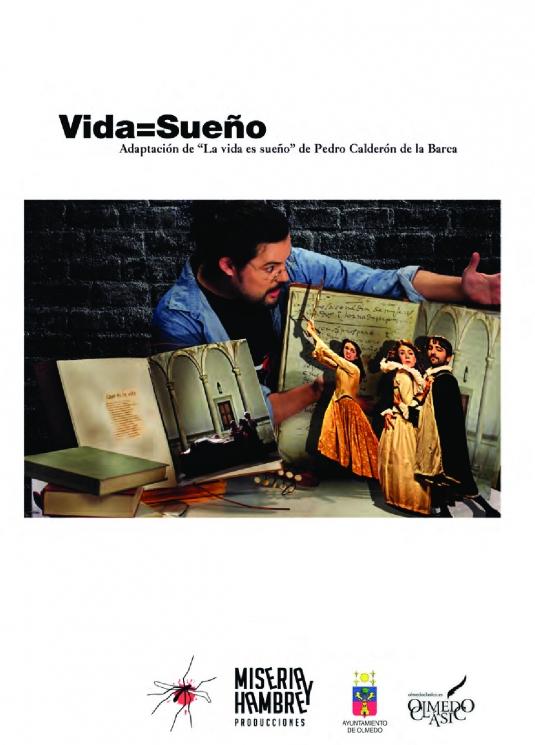 Olmedo Clásico - Boletín de espectáculo - 2019 -Vida=Sueño