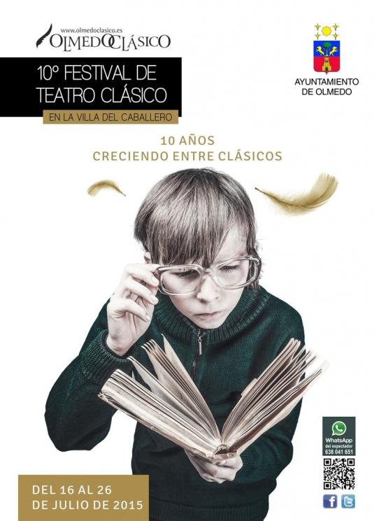 10º Festival de Teatro Clásico en la Villa del Caballero