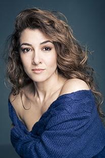 Isabel Rodes. Actriz de Noviembre Teatro