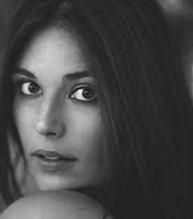 Aisa Pérez. Actriz de la Compañía Nacional de Teatro Clásico