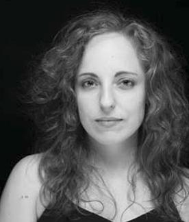 Blanca Agudo. Actriz de la Compañía Nacional de Teatro Clásico