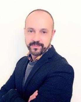 Gabriel García. Actor de Diagoras Producciones
