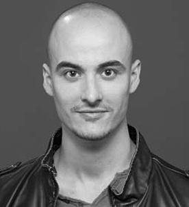 José Luis Verguizas. Actor de la Compañía Nacional de Teatro Clásico