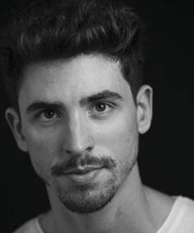 Pau Quero. Actor de la Compañía Nacional de Teatro Clásico
