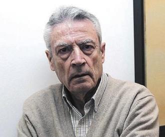 Rafael Pérez Sierra. Guionista de El perro del hortelano. Escuela Superior de Canto de Madrid