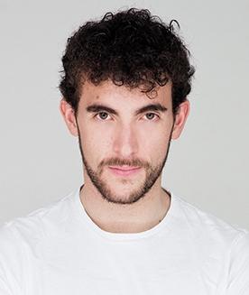 Rubén Casteiva. Actor de Diagoras Producciones
