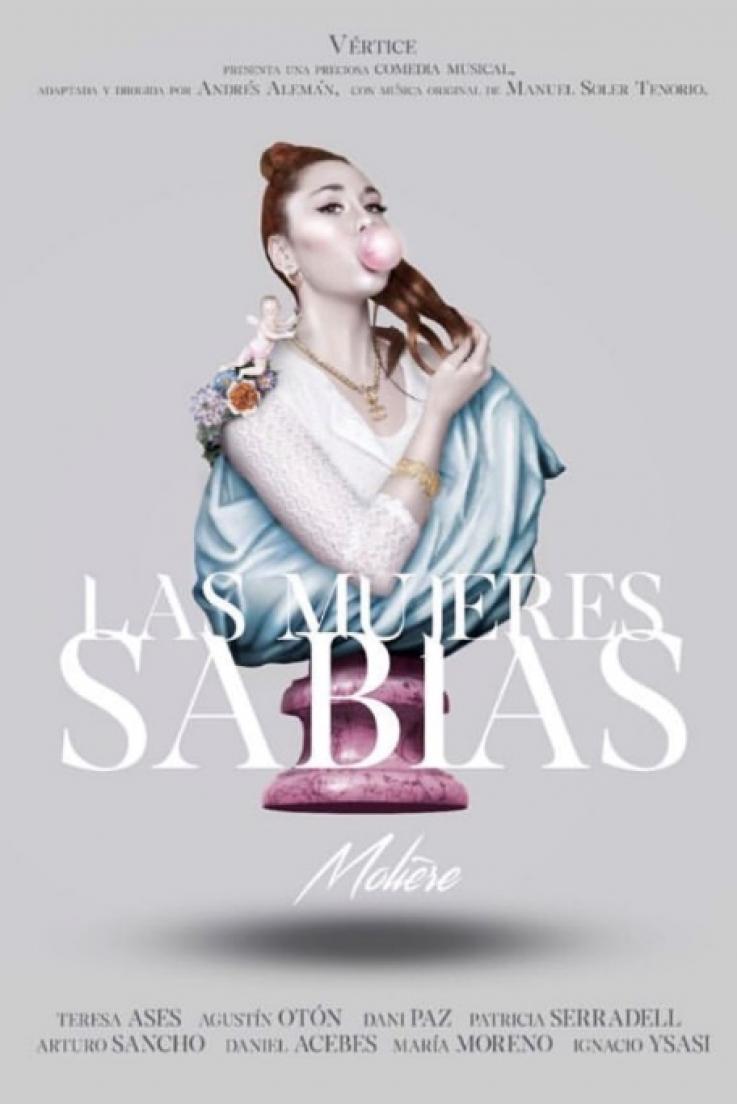 Olmedo Clásico - Boletín de espectáculo - 2018 - Las mujeres sabias