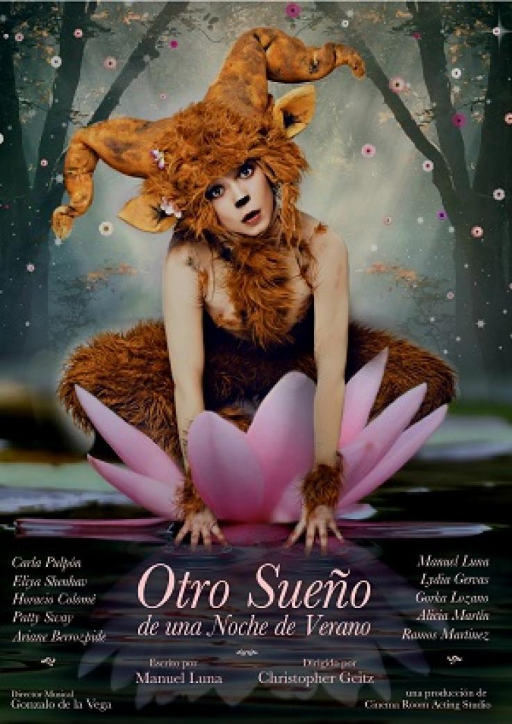 Olmedo Clásico - Boletín de espectáculo - 2019 - Otro sueño de una noche de verano