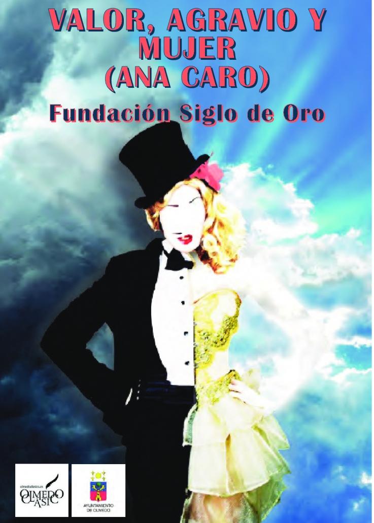 Olmedo Clásico - Boletín de espectáculo - 2019 -Valor, Agravio y Mujer