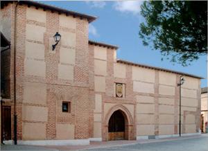 Edificio Palacio Caballero de Olmedo